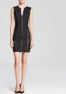 GUESS Dress - Sleeveless Zip Up