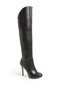 Guess 'Enesta' Platform Over The Knee Boot (Women)