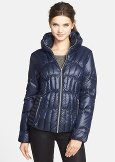 GUESS Fitted Packable Down & Feather Jacket (Online Only)