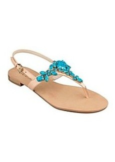 """GUESS """"Foxeyy"""" Flat Sandals"""