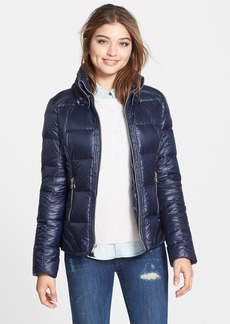 GUESS Front Zip Quilted Jacket (Online Only)