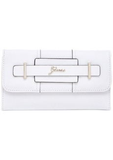 GUESS Greyson Saffiano Slim Clutch Wallet