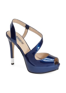 GUESS 'Hilarie' Peep Toe Sandal (Women)