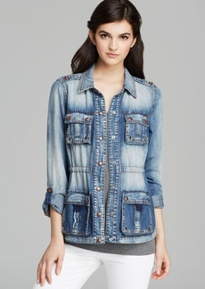 GUESS Jacket - Denim Cargo