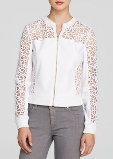 GUESS Jacket - Lace Bomber