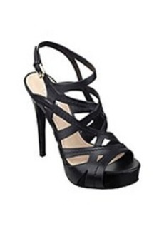 "GUESS ""Kylipso"" Caged Heels - Black"