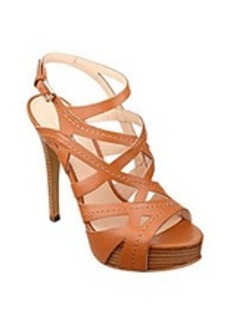 "Guess ""Kylipso"" Platform Resort Sandals"