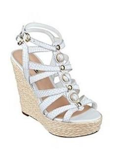 """GUESS """"Onixx"""" Platform Wedge Sandals"""