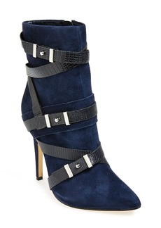 GUESS 'Parley' Pointy Toe Bootie (Women)