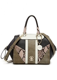 GUESS Paxton Box Satchel
