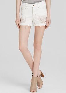 GUESS Shorts - 1981 Distressed Denim