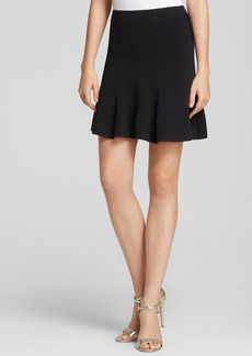 GUESS Skirt - A Line Solid Intarsia
