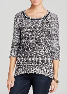 GUESS Sweater - Textured Raglan