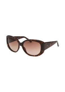 Guess Women's Oversized Tortoise Sunglasses