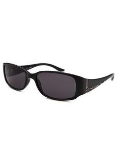 Guess Women's Rectangle Black Sunglasses
