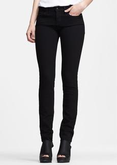 Habitual 'Alice' Skinny Overdye Jeans (Ultra Black)