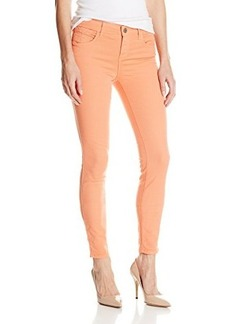 Habitual Denim Women's Grace Skinny Jean in Vivid Peach