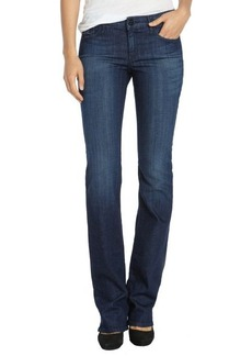 Habitual parrot wash stretch cotton 'Gryhon' mini bootcut jeans