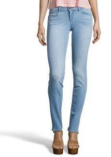 Habitual soft sapphire stretch cotton denim 'Alice' skinny jeans