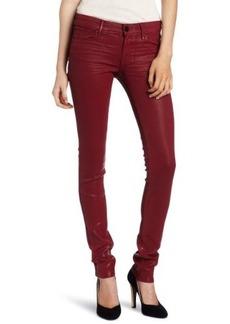 Habitual Women's Alice Skinny Jean in Devil Red