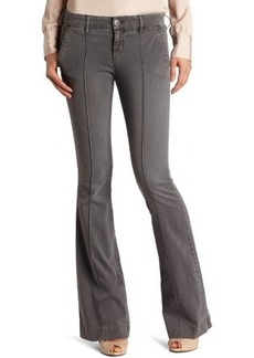 Habitual Women's Harlow Flared Jean in Grey