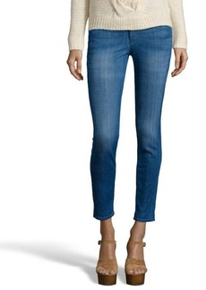 Habitual zen stretch cotton 'Aaron' rolled skinny jeans