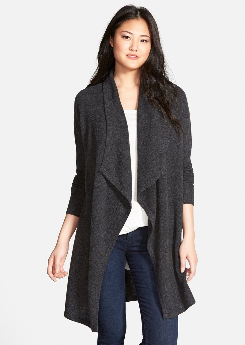 Cashmere Long Cardigan Sale - Cardigan With Buttons