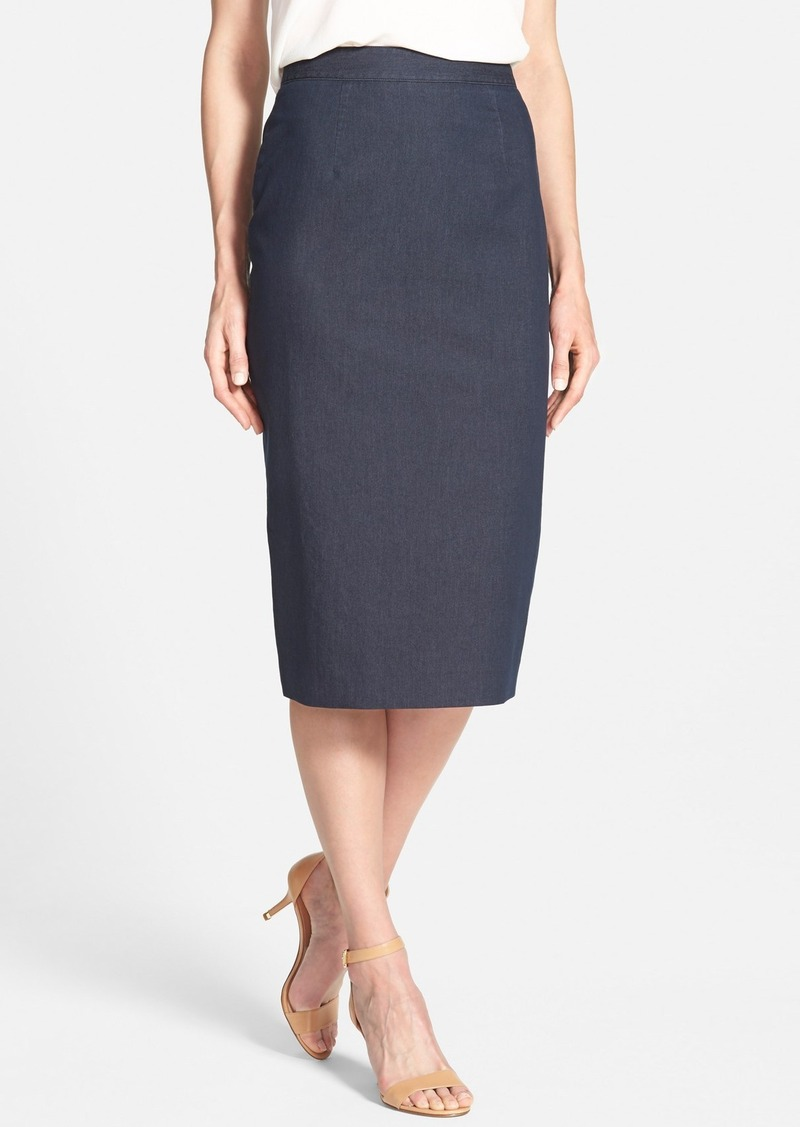 Lined Pencil Skirt 93