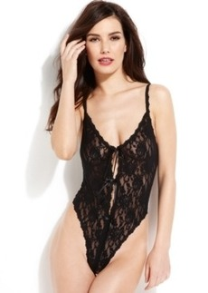 Hanky Panky After Midnight Open Panel Teddy 488406