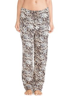 Hanky Panky Animal Twill Drawstring Pant