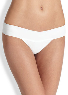 Hanky Panky Bare Eve Natural-Rise Thong