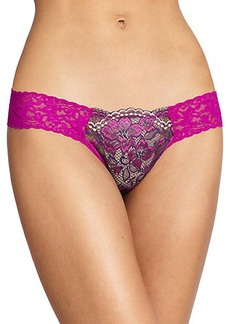 Hanky Panky Enchante Low-Rise Diamond Thong