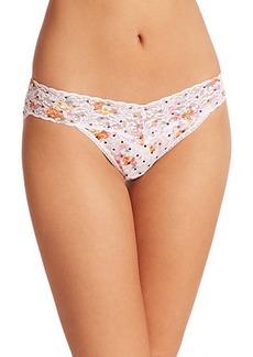 Hanky Panky Fleur Dot V-Kini Bikini