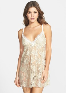 Hanky Panky Gilded Lace Babydoll