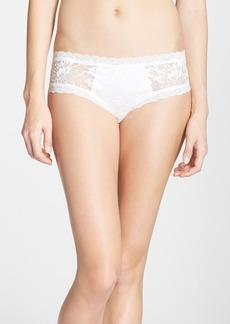 Hanky Panky 'Lady Catherine' Cheeky Hipster Briefs