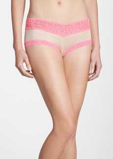 Hanky Panky 'Logo to Go - Colorplay' Boyshorts
