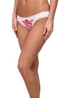 Hanky Panky Peppermint Brazilian Bikini