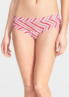 Hanky Panky 'Peppermint Stripe' Cheeky Hipster Briefs