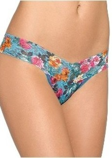 Hanky Panky Rosie Signature Lace Low Rise Thong