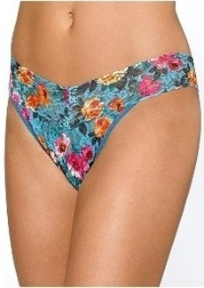 Hanky Panky Rosie Signature Lace Original Rise Thong