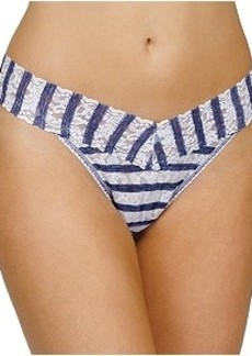 Hanky Panky Sailor Stripe Original Rise Thong