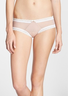 Hanky Panky 'Sheer Delight' Cheeky Hipster Briefs