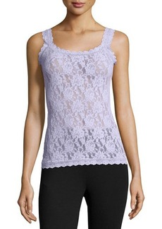 Hanky Panky Sheer Floral-Lace Camisole