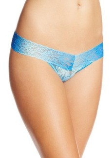 Hanky Panky Women's Del Mar Boy Low Rise Thong