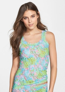 Hanky Panky x Lilly Pulitzer® 'Checking In' Camisole
