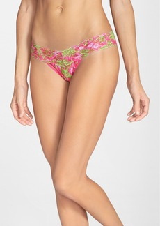Hanky Panky x Lilly Pulitzer® 'Luscious' Low Rise Thong