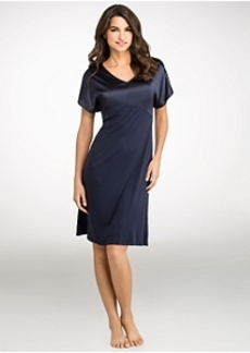 Hanro Broadway Knit Gown
