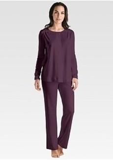 Hanro Bronx Knit Pajama Set
