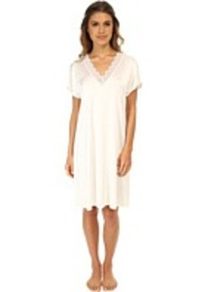 Hanro Capri Short Sleeve Gown