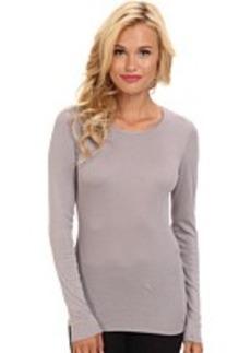 Hanro Cotton Seamless L/S Shirt